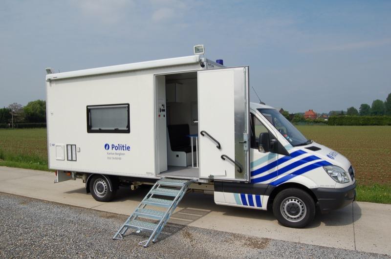 Mobiele-werkplaats-Politie