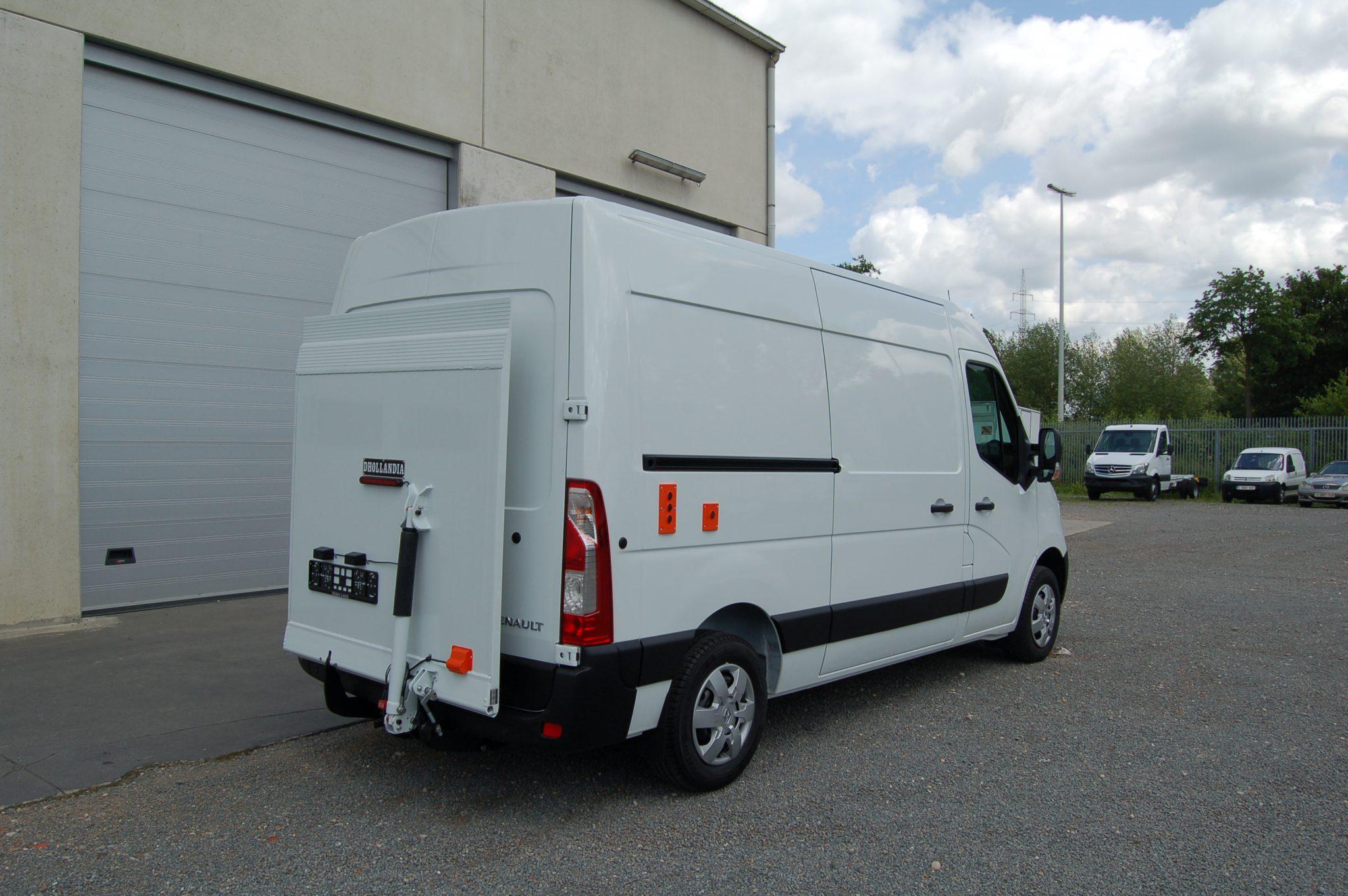 Laadklep-Renault-Master