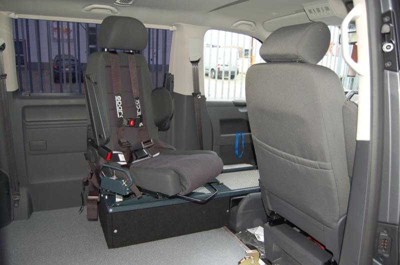Project-1-verstelbare-bestuurderszetel